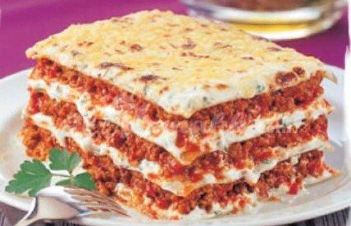lasagnes et si vous tentiez des lasagnes maison. Black Bedroom Furniture Sets. Home Design Ideas